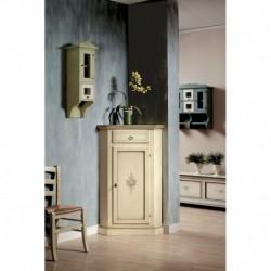 Angolo 1 cassetto + 1 porta
