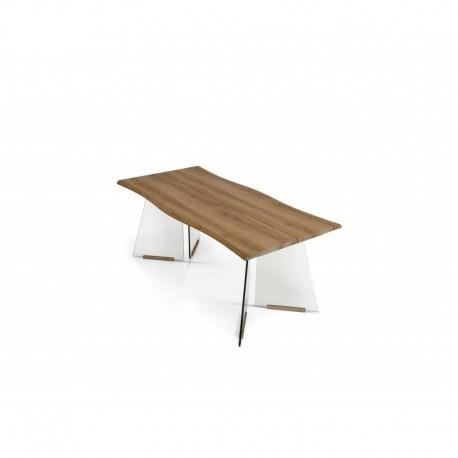 Tavolo impiallacciato – 180x90 fisso