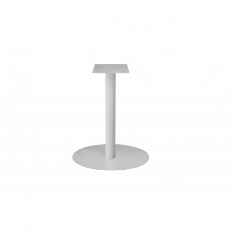 Base bianca – Ø 50 h.105 imballo 4 pezzi