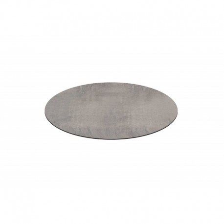 Piano HPL finitura cemento – Ø 60 imballo 2 pezzi