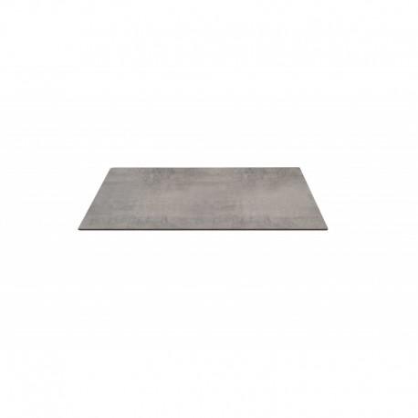 Piano HPL finitura cemento – 70x70 imballo 2 pezzi