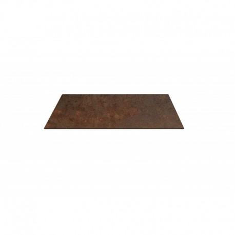 Piano HPL finitura bronzo – 70x70 imballo 2 pezzi