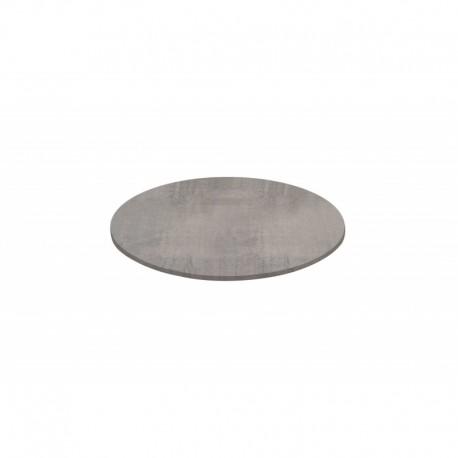 Piano laminato finitura cemento – Ø 80 imballo 2 pezzi
