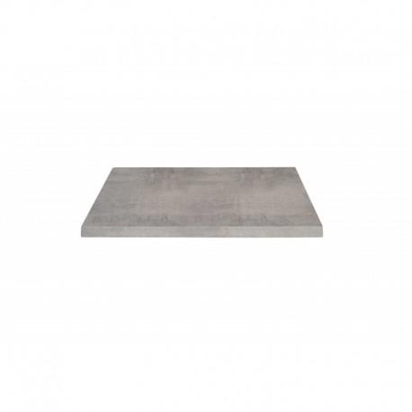 Piano laminato finitura cemento – 70x70 imballo 2 pezzi