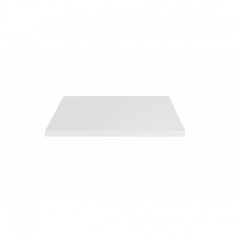 Piano laminato finitura bianco consumato – 70x70 imballo 2 pezzi