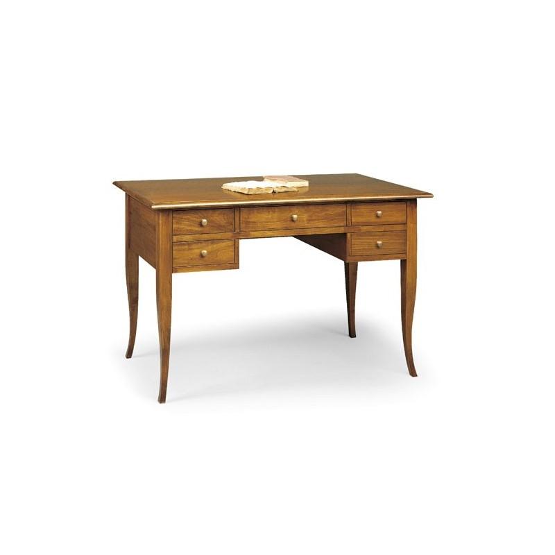 Scrivania classica da 107 stile arte povera for Mobile da scrivania
