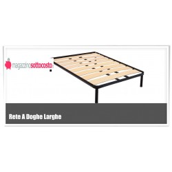 RETE A DOGHE LARGHE 120x190