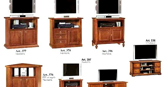 Perch le famiglie italiane scelgono i porta tv in arte - Mobili porta tv arte povera ...