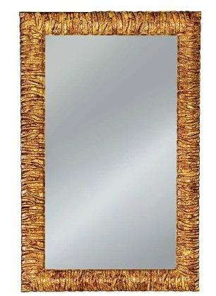 specchio specchiera oro 629